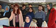 SEDAŞ Çağrı Merkezi ve SCADA SAÜ Öğrencileri...