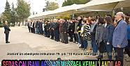 Sedaş Çalışanları Gazi Mustafa Kemal'i...