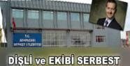 Süleyman Dişli ve ekibi serbest bırakıldı.