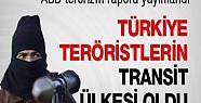 Suriye'ye giden terörist Türkiye'den...