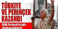 Türkiye ve Perinçek kazandı