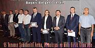 Vali Balkanlıoğlu sağlıkçılara başarı...