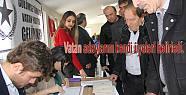 Vatan Partisi üyeleri kendi oyları ile...