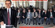 Ziraat Odası yeni Başkanı Yaşar Ulukaya...