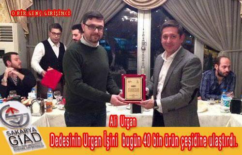 Urgancıoğlu Ticaret 77 yılda 40 bin ürün çeşidine ulaştı.