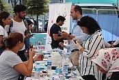 Halk Sağlığı Haftasında Ücretsiz Sağlık Taramaları yapıldı