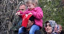 23 Nisan Ulusal Egemenlik ve Çocuk Bayramının 95. Yılı kutlandı.