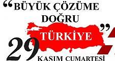 Doğu Perinçek, Yaşar Okuyan ve Birgül Ayman Güler Sakarya ya geliyorlar.