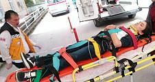 Mekece Şeytan Üçgeninde yine trafık kazası 7 kişi yaralı