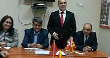 MHP aday adayları Rumeli Balkan Türkleri Derneğini ziyaret ettiler