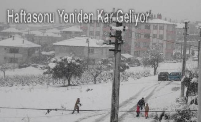 Haftasonu Yeni Kar Geliyor !