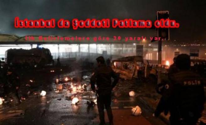 İstanbul Beşiktaş'ta polis noktasına saldırı: