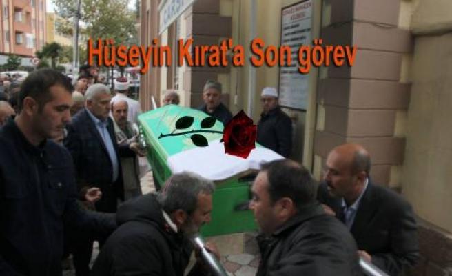 Kadıköy'ün eski Muhtarlarından Hüseyin Kırat Hayatını kaybetti.