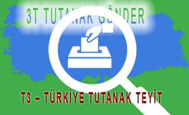 Oy Ve Ötesi Derneği Seçim Sonuçlarını Değerlendirecek.