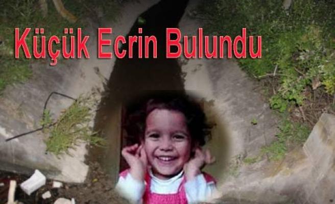 Pamukova da kaybolan Küçük Ecrin Bulundu
