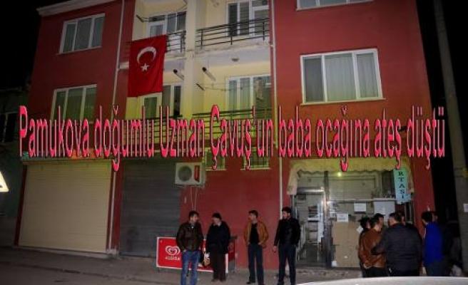 Pamukova doğumlu Uzman Çavuş Diyarbakır da şehit oldu.