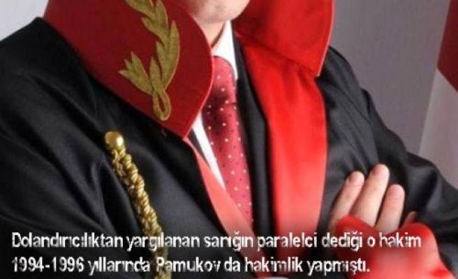 'Paralelcisin' iddiası ile görevden el çektirilen o hakim Pamukova'da da görev yapmıştı