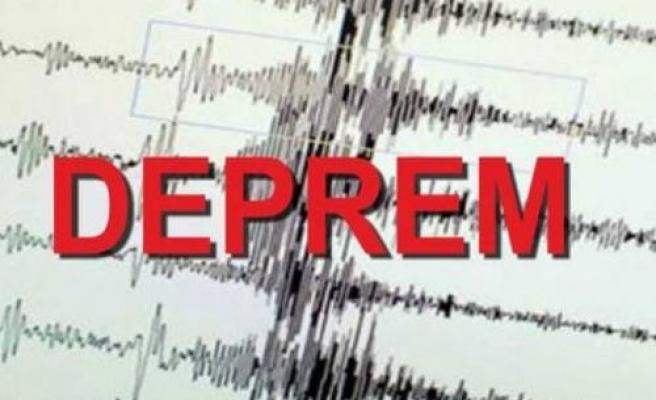 Sakarya Sınırına yakın Kocaeli Kartepe de 3.7 büyüklüğünde deprem meydana geldi