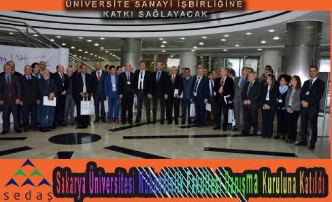 Sedaş, Üniversite Sanayi İşbirliğine Katkı Sağlayacak.