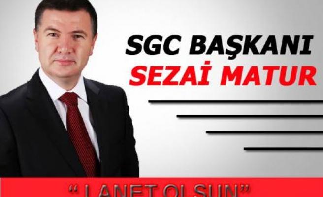Sezai Matur, Ankara'da gerçekleştirilen bombalı saldırıyı kınadı.
