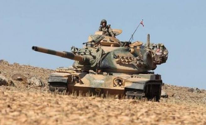 Suriye den acı haber; 14 Asker Hayatını kaybetti.