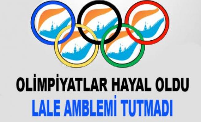 Türkiye'nin Olimpiyat hayalı sona erdi.