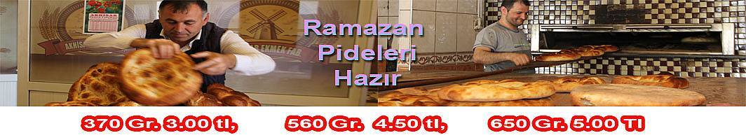 Pamukova'da Ramazan Pidesi 4.5 tl