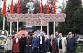 Atatürk genç yaşlı herkes tarafından saygı ile anıldı