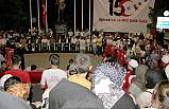 15 Temmuz Darbe Girişimi 3. Yılında bir kez daha kınandı