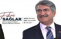 Eski Kültür Bakanı Fikri Sağlar