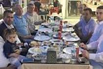 Akmercan Çalışanları Geleneksel İftar Yemeğinde buluştular