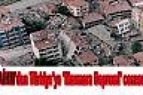 AİHM'den Türkiye'ye 'Marmara Depremi' cezası