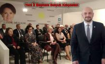 İYİ Parti'nin Yeni İl Başkanı Selçuk Kılıçaslan