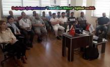 Akmercan GEPA doğalgaz çalışanlarına 'Temel Afet Bilinci' Eğitimleri verildi.