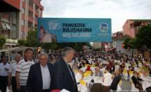 Pamukova Mahallesindeki İftara Yoğun ilgi