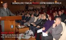 Projesi Olan Derneklere İçişleri Bakanlığından 150 bin tl ye Kadar Destek Sözü