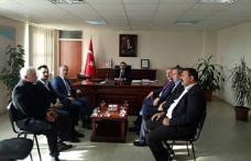Büyük Birlik Başkan ve meclis üyesi adayları sahada.