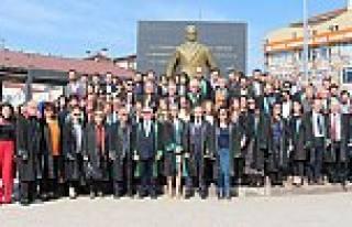 5 Nisan Avukatlar Günü Sakarya'da da kutlandı