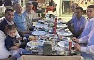 Akmercan Çalışanları Geleneksel İftar Yemeğinde...