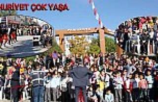 Pamukova da Cumhuriyetin 95. Yılı Kutlandı