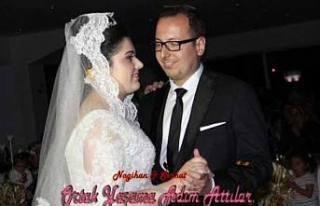 Nagihan ile Serhat Evlendiler.