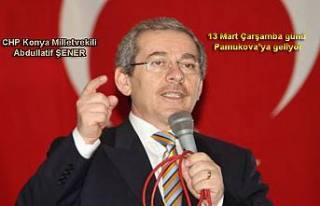 Gökhan Günaydın ve Abdullatif Şener geliyor.