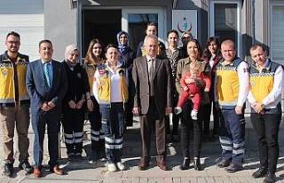 Sağlık Müdürü Öğutlu; ATT'ler Haftasını...