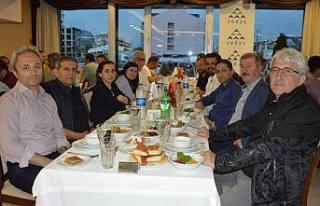 SEDAŞ Çalışanları Bolu'da İftar Sofrasında...