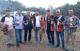 Pamukova Avcılar Atıcılar Kulübü atış yarışması...