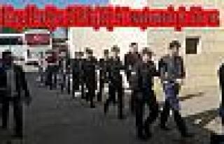 27 ilde FETÖ operasyonu: 115 gözaltı kararı