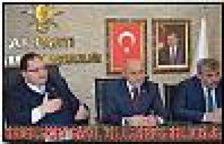 AK Parti Derneklerden destek bekliyor