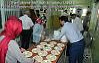 Akhisar Anadolu Lisesi yeni sezonu pilavla açtı