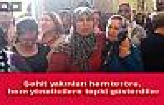 Asker annesinden Erdoğan ve Davutoğlu'na sitem