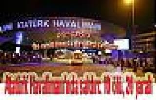 Atatürk Havalimanı'nda saldırı: 10 ölü, 20...